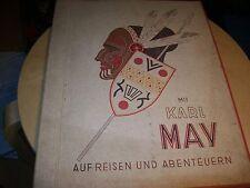 Eilebrecht Sammelalbum - Mit Karl May auf Reisen und Abenteuern - Band I - TOP