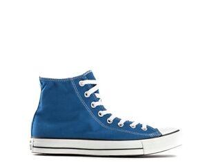 scarpe converse uomo blu