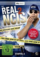 The Real NCIS - Staffel 2 - Die echten Geschichten der NAVY CIS (2 DVDs, S (OVP)