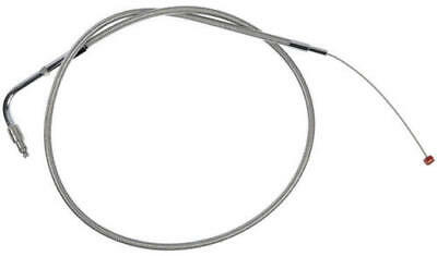 102-30-30015-06 Barnett Stainless Steel Throttle Cable +6 in