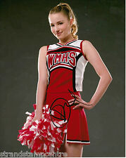 "Dianna Agron Colour 10""x 8"" Signed Glee Photo - UACC RD223"