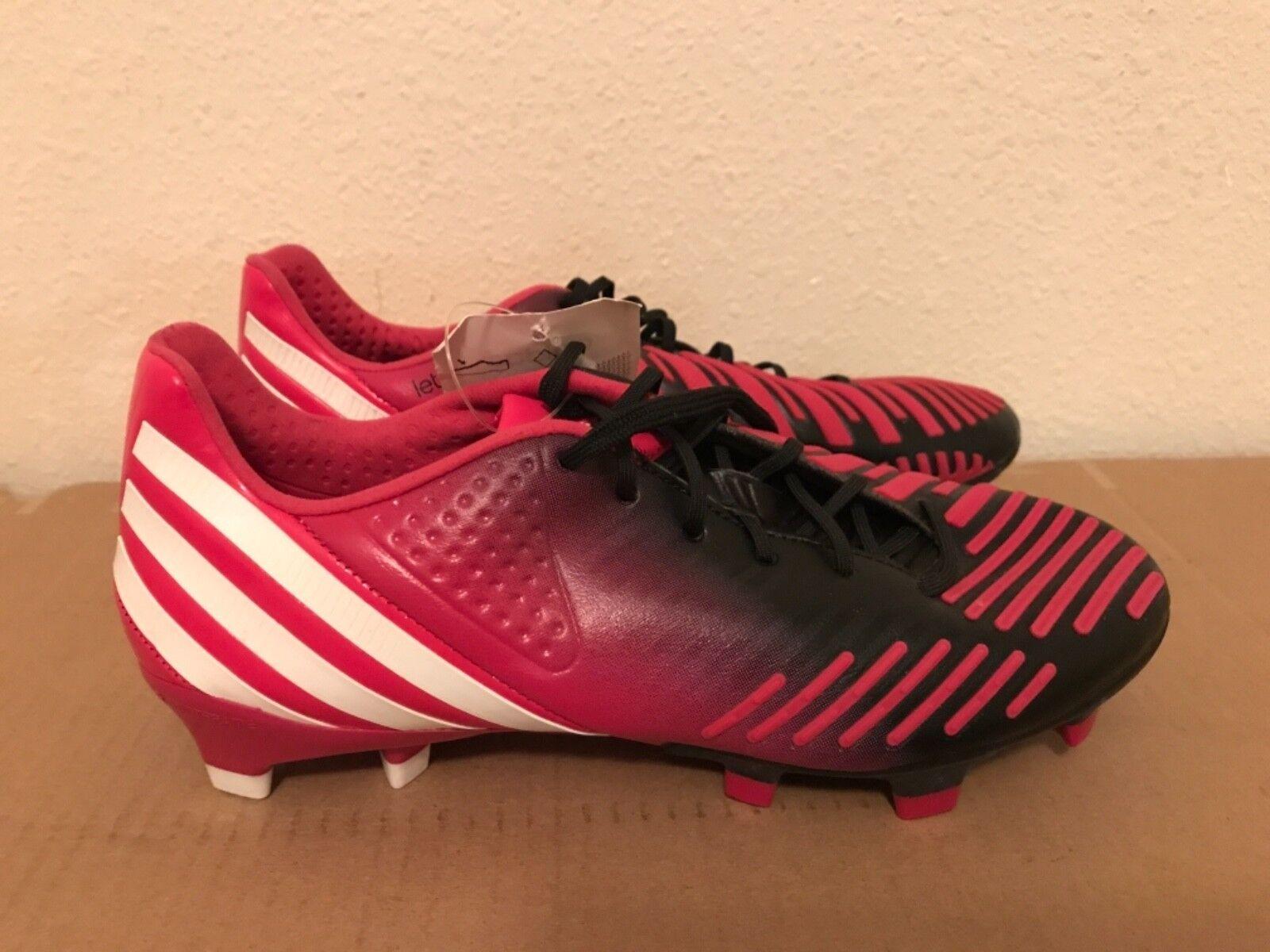 1e8346d8d68 Adidas Adidas Adidas Women s Predator LZ TRX FG G60124 Soccer Cleats Size  6.5 8d3ac8