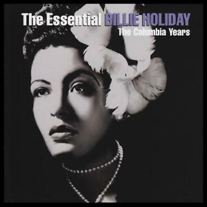 BILLIE-HOLIDAY-2-CD-ESSENTIAL-THE-COLUMBIA-YEARS-JAZZ-SWING-BLUES-NEW