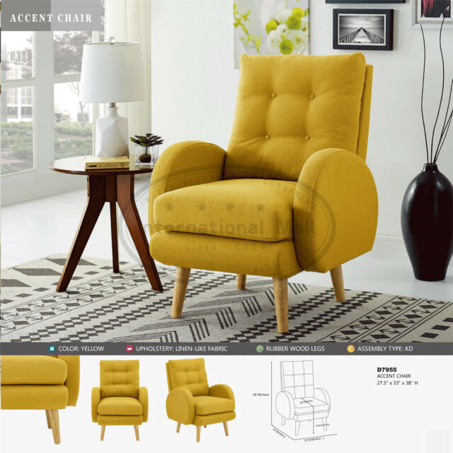 Enjoyable Mid Century Modern Lounge Club Fabric Accent Armchair With Shelter Style Chair Inzonedesignstudio Interior Chair Design Inzonedesignstudiocom