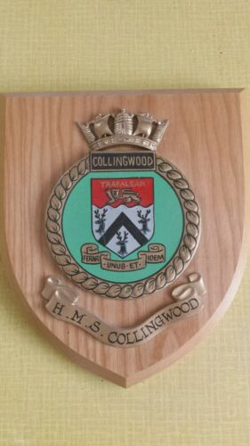 NAVY SHIELD COLLINGWOOD
