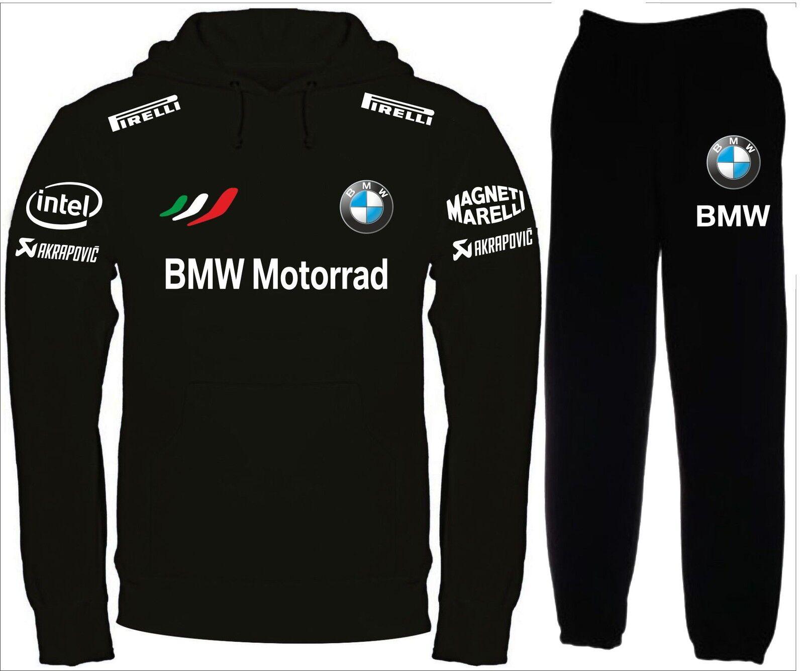 BMW MOTORRAD tuta felpa maglietta polo t-shirt maglia hoodie honda ktm ducati NN