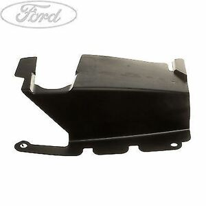 Genuine-Ford-Focus-MK2-Front-Body-Panel-Air-Deflector-Duct-1492992