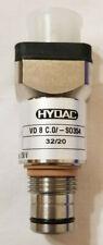 New Hydac Vd 8 C0 S0354 Clogginig Indicator Dirt Alarm Vd8c0 S0354