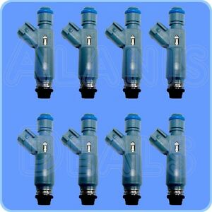 New-OEM-Fuel-Injector-9W7E-A7A-Set-of-8-for-Ford-2009-2010