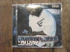 Fatboy Chubb I'm Livin' Mixdisc Vol. 2 RARE Midwest US Kansas City Rap CD SEALED