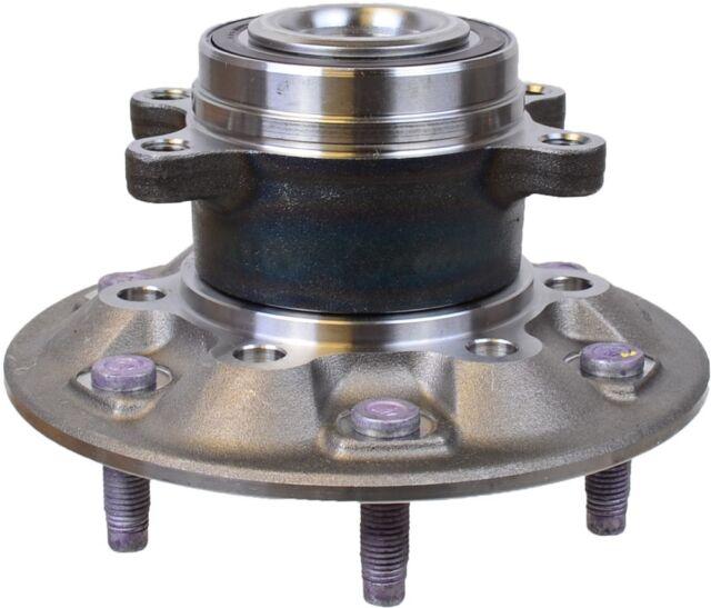 Wheel Bearing and Hub Assembly-RWD Front SKF BR930702