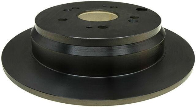 Disc Brake Rotor-Coated Rear ACDelco Advantage 18A2389AC