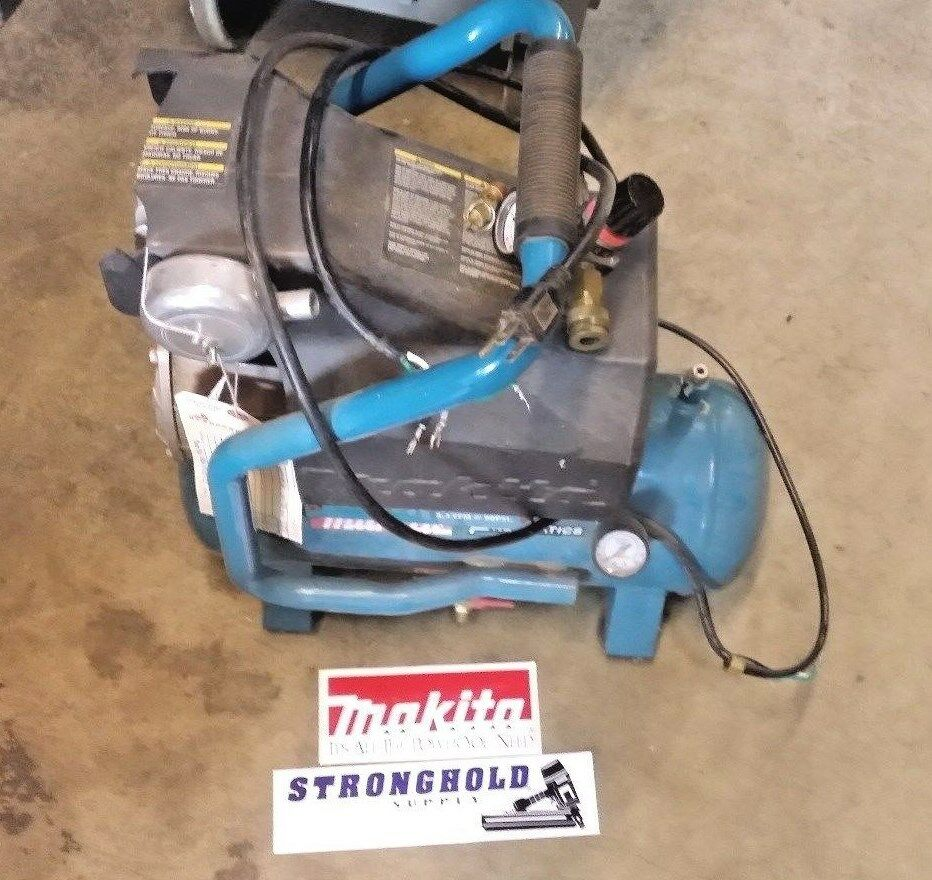 USED 401129-E AIR TANK FOR MAKITA MAC700 -PICTURE IS OF THE ENTIRE TOOL