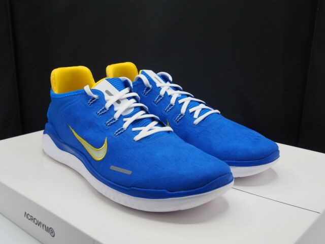 classic fit 2eb14 28c55 Cobalt Ah7870 Citron Dna 400 Running Nike Rn Blue Shoes Mens 2018 Ixn0wnRpqO