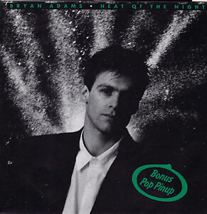 BRYAN-ADAMS-Heat-Of-The-Night-Another-Day-45-Foldout-Poster-Sleeve