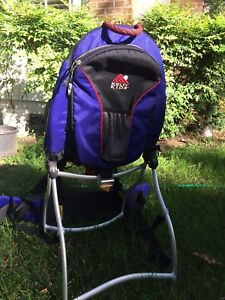 Kelty Kids Meadow Child Carrier Hiking Backpack Lightly Used