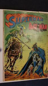 Supermann Nr.20 von 1971,Zst.2-3 ohne SMEhapa,Comic,Superhelden,Sammlung,Vintage