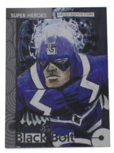 2013-Fleer-Marvel-Retro-Black-Bolt-Sketch-Base-Card-1-Art-Jamie-Snell-1-1