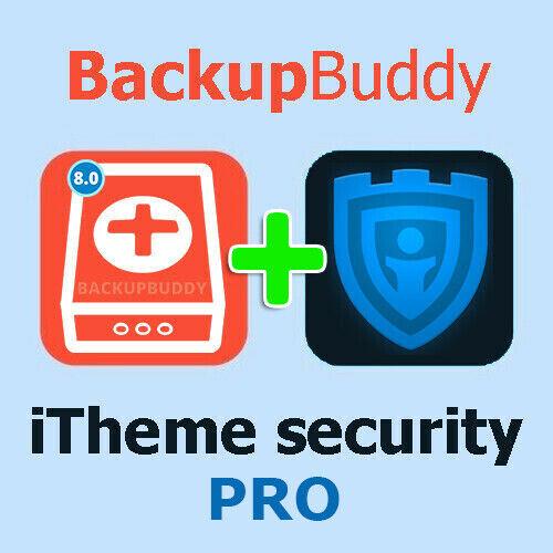 BackupBuddy + iThemes Security Pro | WordPress Plugin | Lifetime Update 2