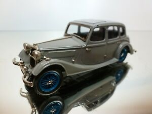 LANSDOWNE-MODELS-LDM91-RILEY-ADELPHI-1935-GREY-1-43-EXCELLENT-33