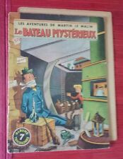 les Aventures de Martin le Malin  No 7  le Bateau Mystérieux  , Mulder ()
