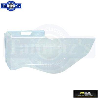 67-69 F Body Convertible Rear Pinchweld Molding Moulding