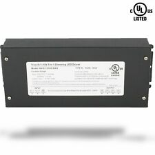 0 10v Dimmable Driver Triac 12v 100w Ul Power Supply For Led Light Strip Module