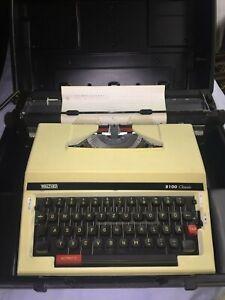 Machine à écrire Walther 8100 RARE DECO type diffèrent Voyage machine à écrire-e Walther 8100 selten Deko Art Typewriter Reiseschreibmaschineafficher le titre d`origine Yta4rq2s-09095946-36248