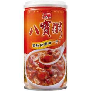 Pack-of-6-380-x6-TAISUN-Mixed-Congee380g-6-Chinese-Food-Snack