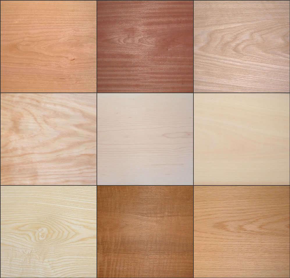 Oak Wood Veneer ~ Iron on wood veneer sheet oak mahogany walnut pine teak