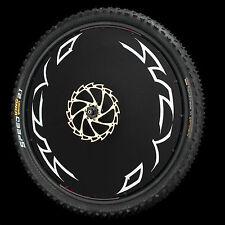 SUZY Q Laufradverkleidung RR Rennrad Aero Textil-Disc