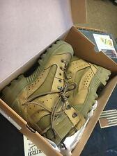 Bates Military Hot Weather Combat Hiker Boots E03612c Size Men's 10.5 W NEW