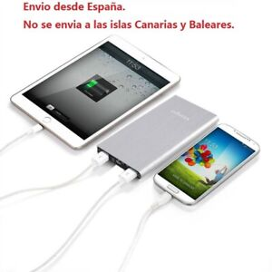 Bateria-Externa-10000mAh-Cargador-Portatil-Movil-Power-Bank-Ultra-Slim-ES-Stock
