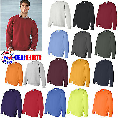 Gildan Dryblend Crewneck Sweatshirt 12000 S-3XL Heavyweight