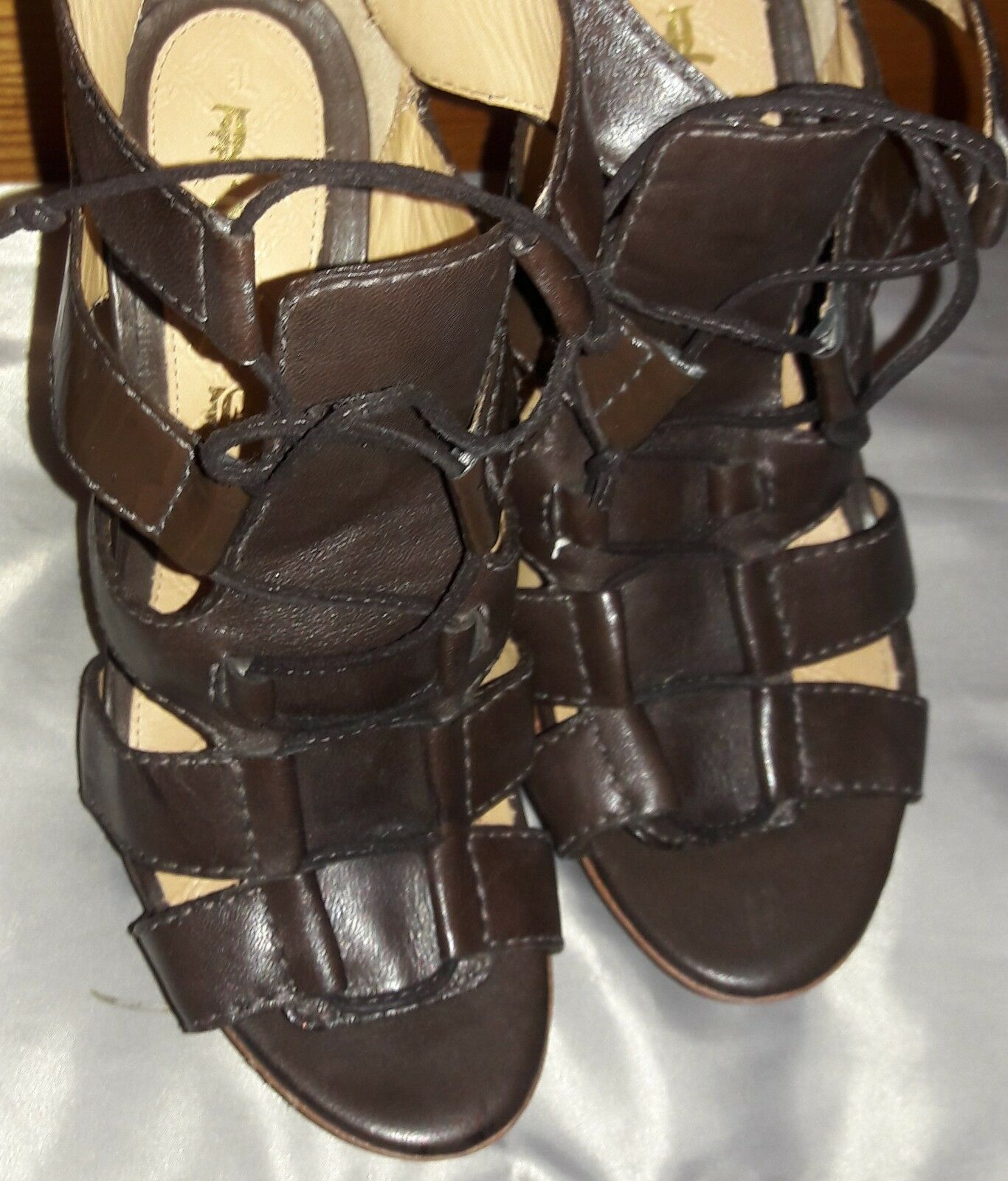 L.A.M.B by HIGH GWEN STEFFANI   HIGH by HEELS SANDALS NEW WITH DEFECT-RETAILS FOR 200 525481