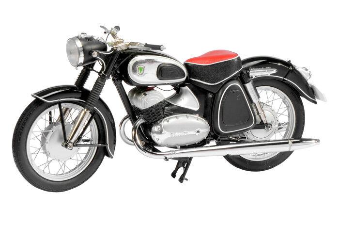 DKW RT 350 S solo réf. 450657200, SCHUCO Moto Modèle 1 10