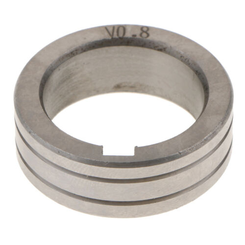 Steel Mig Welder Wire Feed Drive Roller Roll Parts 0.8mm Kunrled-Groove