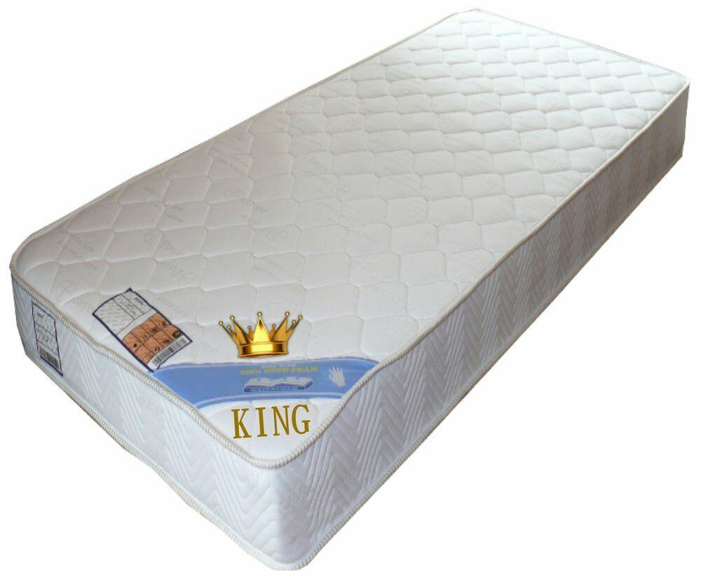 Bayscent 7 Zonen Gelschaum KING Matratze   Matratzen 180x200   180x220   22 cm