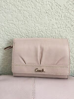 Coach Purse Wallet Brand With Tags Lilac Pink From The Usa 4x6 Inches