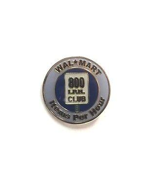 RARE WALMART 800 I P H  ITEMS PER HOUR WAL MART LAPEL PIN PINBACK BRAND NEW  | eBay