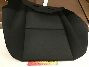 GM OEM Front Seat-Cushion Bottom Cover 20833416