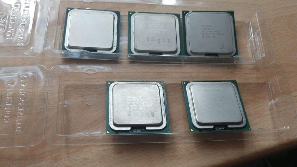 Cpu, Intel, Intel Celeron Pentium D