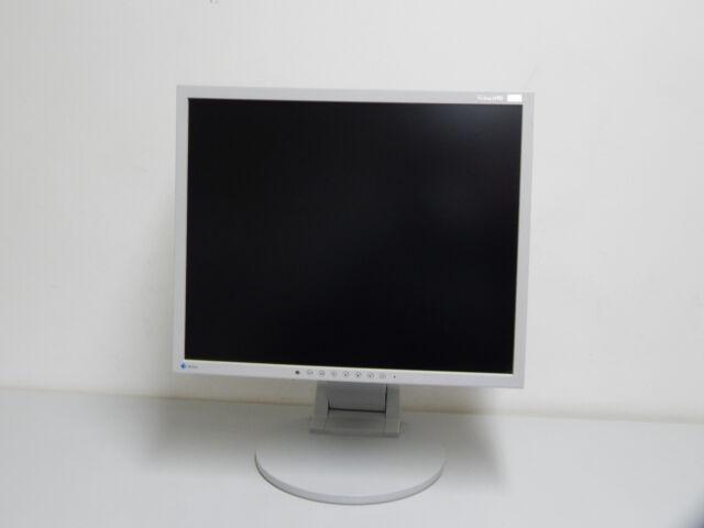 Eizo FlexScan S1921 48 cm (19 Zoll) 5:4 LCD Monitor  Grau TFT WOW Y oder Rundfuß
