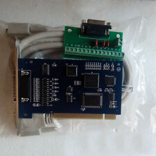 NEW 3-Axis Ncstudio Motion Control Card Controller Board For CNC Engraver