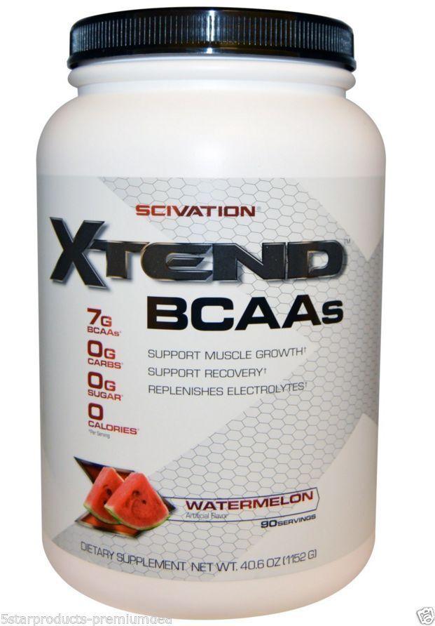 Scivation Xtend BCAAs, Watermelon 40.6 oz (1152 g)