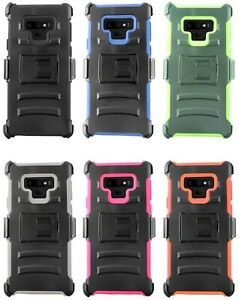 for-Samsung-Galaxy-Note-9-Super-Defender-Combo-Holster-Cover-Phone-Case