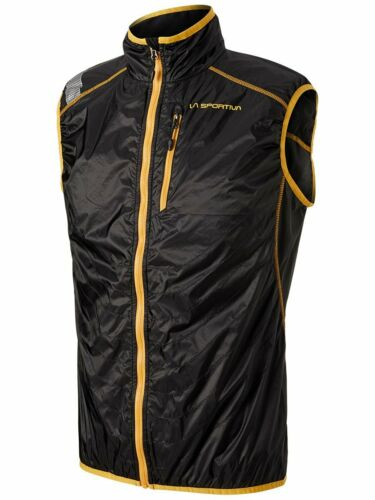 65-75/% OFF RETAIL La Sportiva Hustle Vest Men/'s Run Hike Climb etc Active