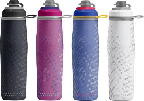 CamelBak Peak Fitness Chill 740mL Insulated Bike Water Bottle