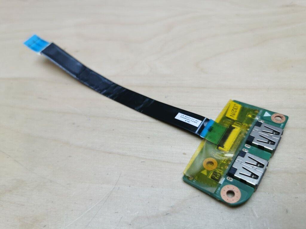 Genuine Toshiba Satellite L755 L750 L650 L655 USB Board with Cable DA0BL6TB6F0 .