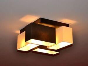 Détails sur Plafonnier Lampe Design \